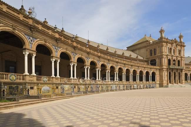 Plaza de Espana — стокове фото