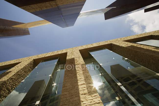 Low angle of Building — Stock Photo