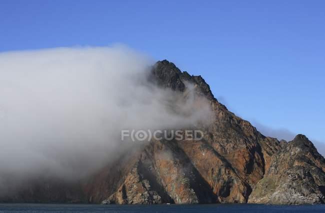 Tief liegende Wolke — Stockfoto