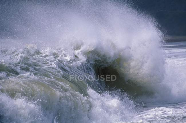 Rolling ocean Waves — Stock Photo