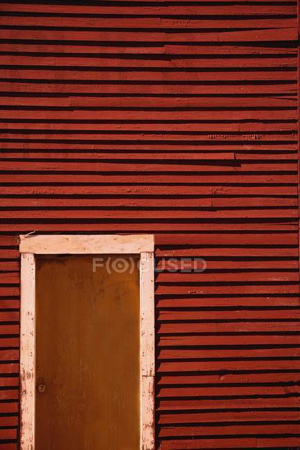 Worn Door Set — Stock Photo