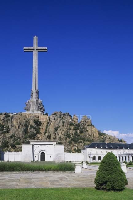 Lieu de repos du général Franco — Photo de stock