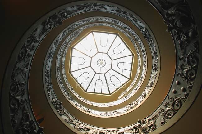 Wendeltreppe, vatikanische Museen — Stockfoto