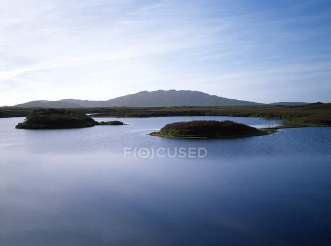 Felsformationen im Wasser — Stockfoto