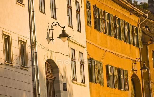 Old Town of Sibiu — Stock Photo