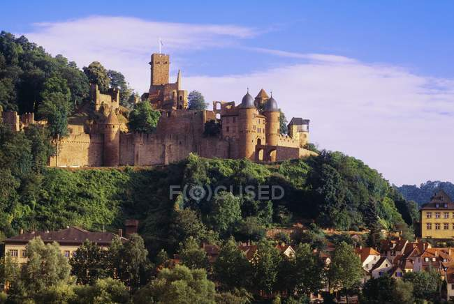 Miltenberg Castle, Germany — Stock Photo
