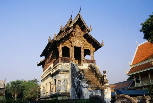 Phra Sing Luang Temple — Stock Photo
