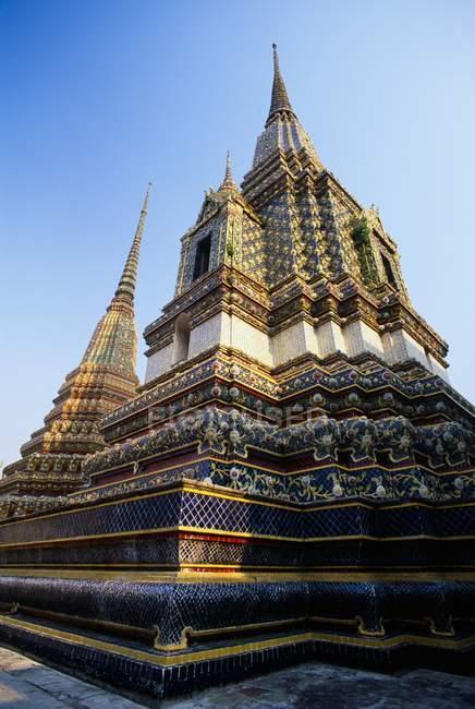 Temple Of Wat Po — Stock Photo