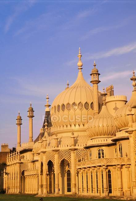 Royal Pavilion in England — Stock Photo