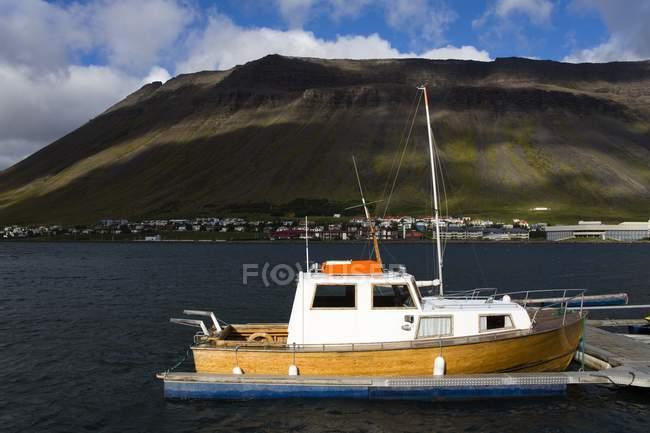 Западный регион фьордов — стоковое фото