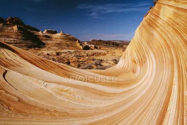 Paria Canyon-Vermilion Cliffs Wilderness Area — Stock Photo