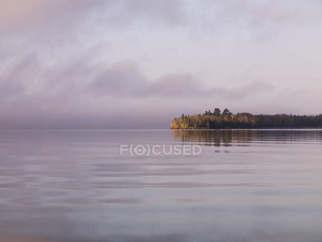 Tranquil Lake water — Stock Photo