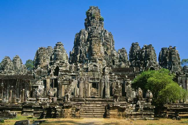 View of ancient temple — Stock Photo