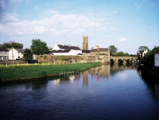 River Boyne, Trim — Stock Photo