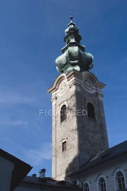 Церкви-дзвіниця — стокове фото