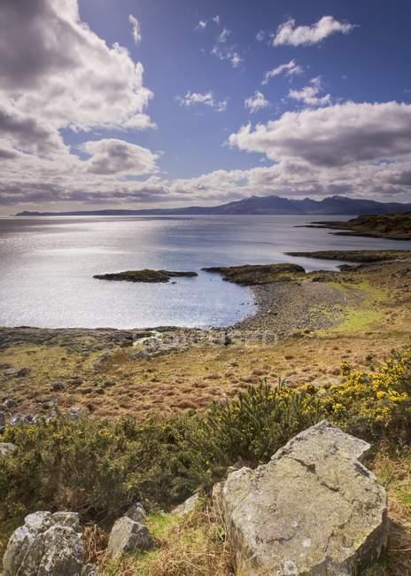 Arran, Bute, Argyll, Escocia - foto de stock