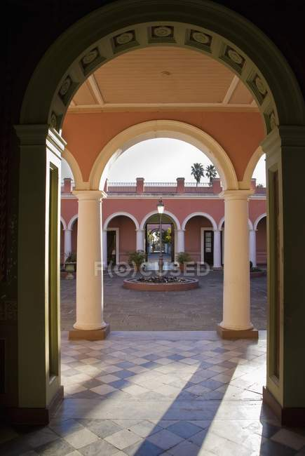 Palazzo San Jose — Stock Photo