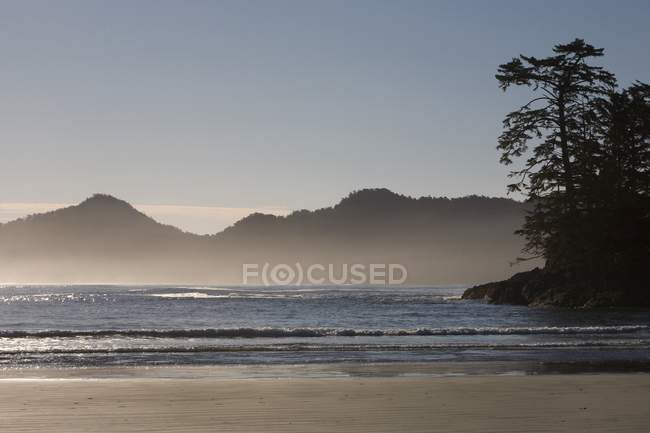 Chesterman's Beach, Tofino — Stock Photo