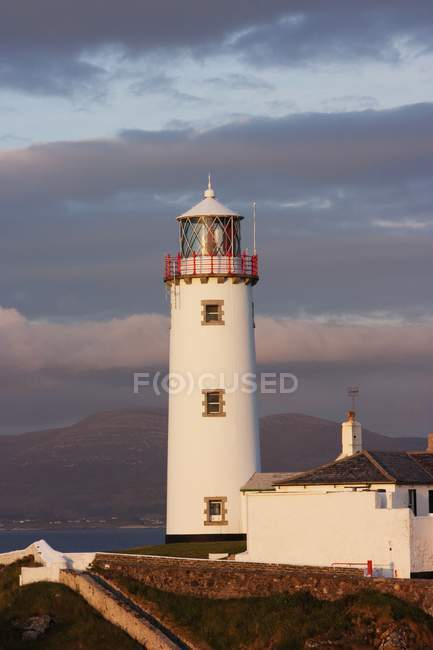 Fanad Head Lighthouse — Stock Photo