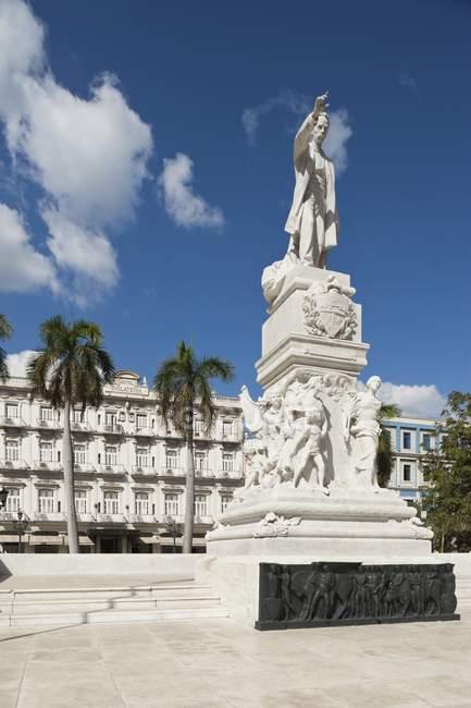 Statue von Jos Mart — Stockfoto