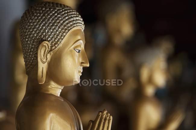 Statue In Doi Kham Buddhist Temple — Stock Photo