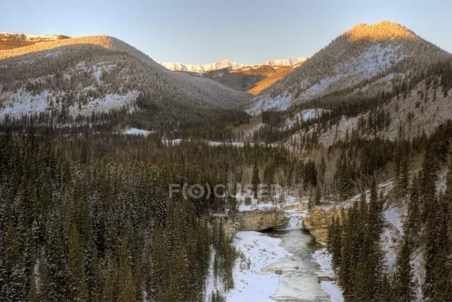 Bragg Creek, Alberta, Canada — Stock Photo