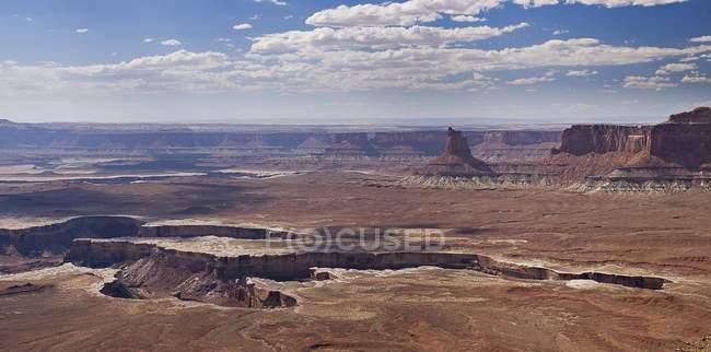 Parque Nacional Canyonlands, utah - foto de stock