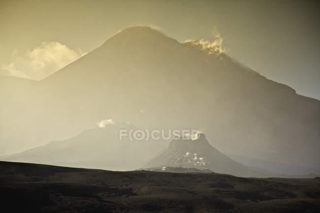 Monte Etna; Sicília, Itália — Fotografia de Stock