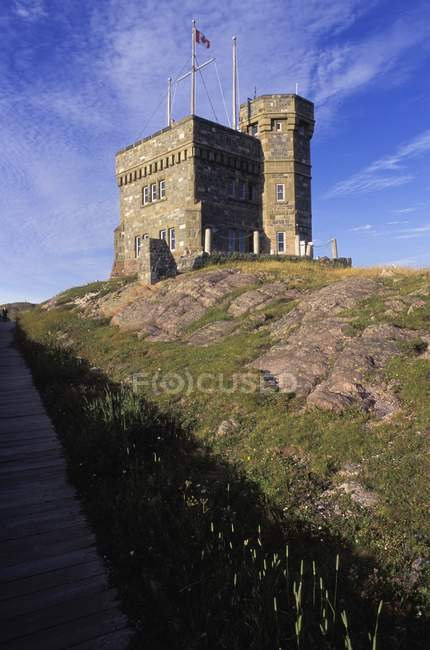 Cabot Tower, Canada — Stock Photo