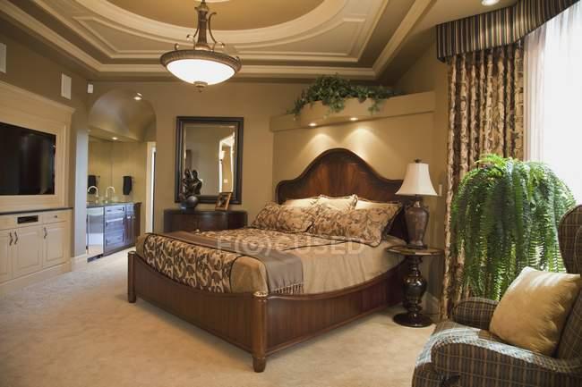 Luxueux Show Home — Photo de stock