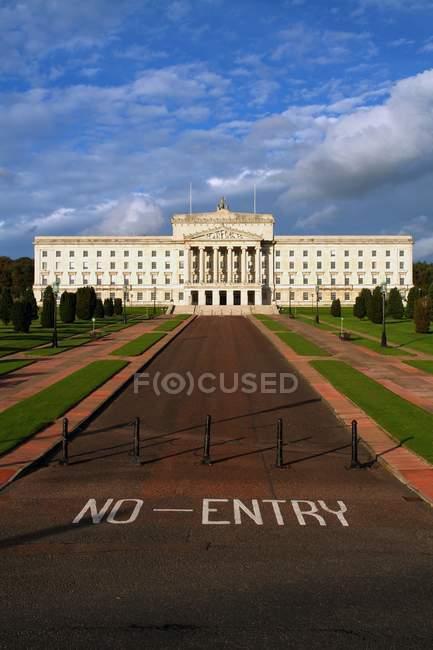 Stormont, Belfast, Irland — Stockfoto