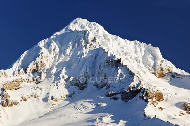Vista de Mount Hood de Lolo Pass — Fotografia de Stock