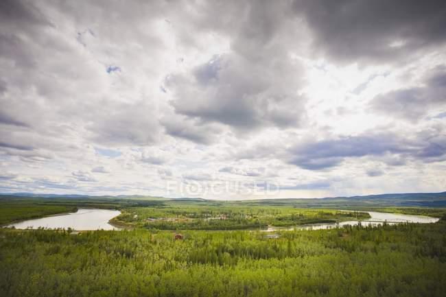 Territorio di Yukon, Canada — Foto stock