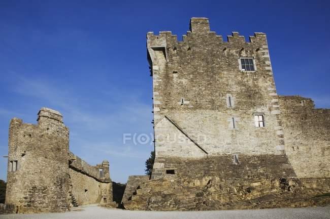 Ross Castle, Irlanda — Foto stock