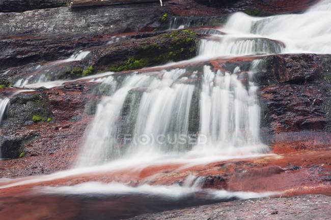 Rowe Creek, Waterton Lakes National Park — Stockfoto