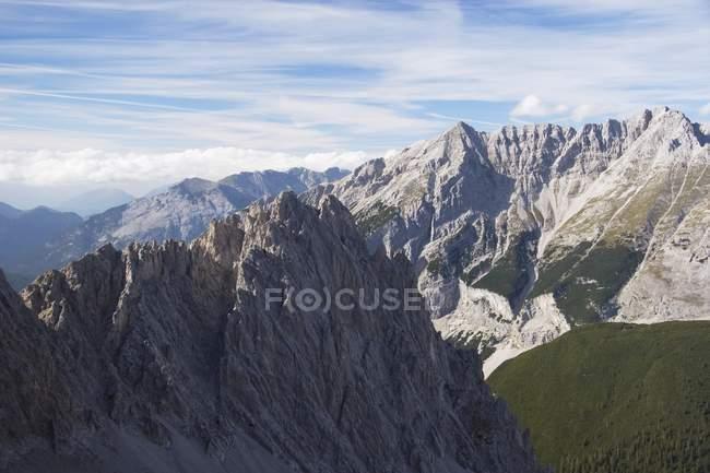 Innsbruck, Tirol (Tirol), Австрия — стоковое фото