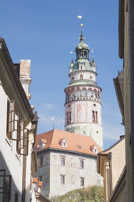 Krumlov Chateau, Czech Republic — Stock Photo