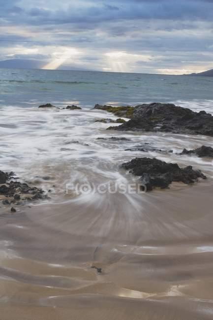 Vue de Rocky Beach — Photo de stock