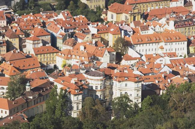 Centro de Praga, República Checa — Fotografia de Stock