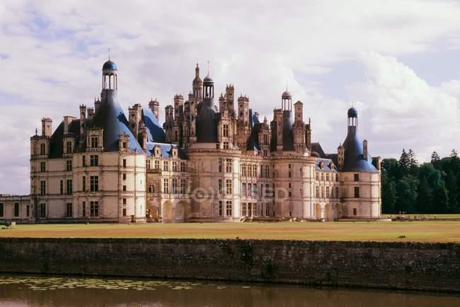 Chambord Chateau, France — Stock Photo