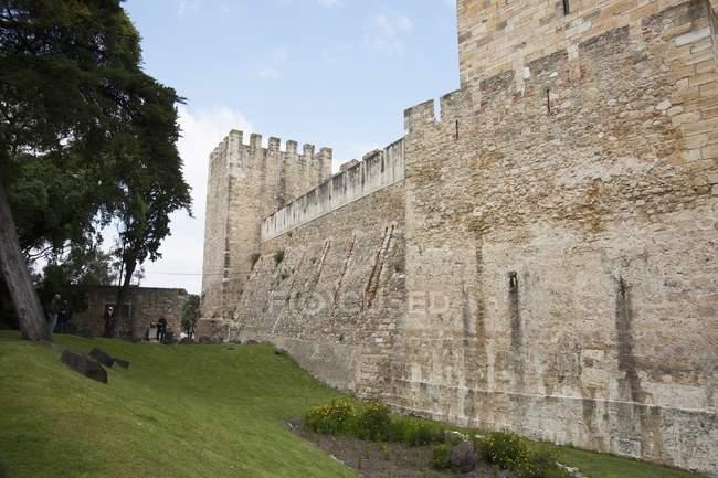 Moorish Castle, Portugal — Stock Photo