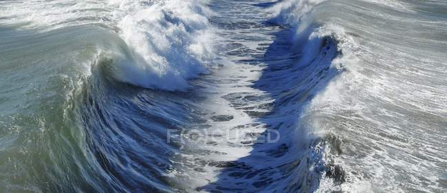 Onde dell'oceano, California — Foto stock