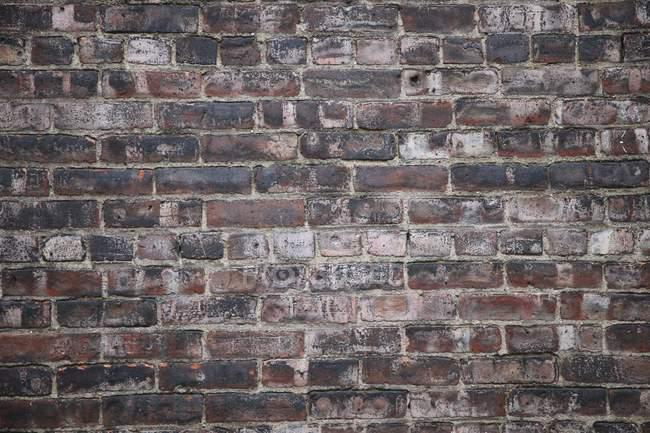 A Brick Wall, Manhattan — Stock Photo
