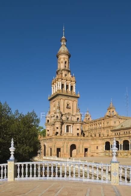 Plaza de Espana — Foto stock