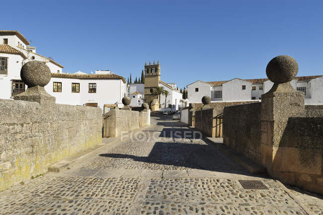 Entrance to the old city — Stock Photo