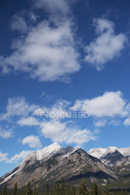 Die robuste kanadischen Rocky mountains — Stockfoto