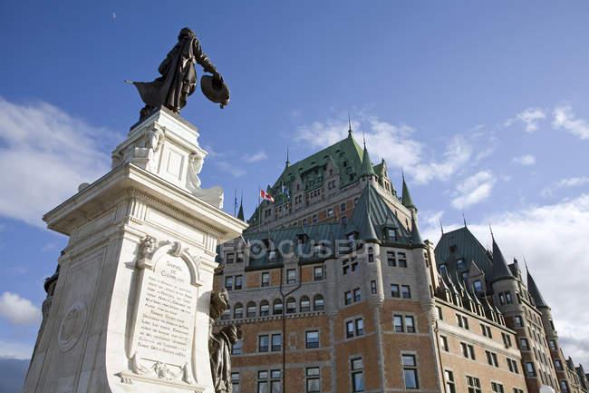 Vieux-Québec, Canada — Photo de stock