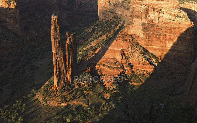 Canyon di roccia del ragno — Foto stock