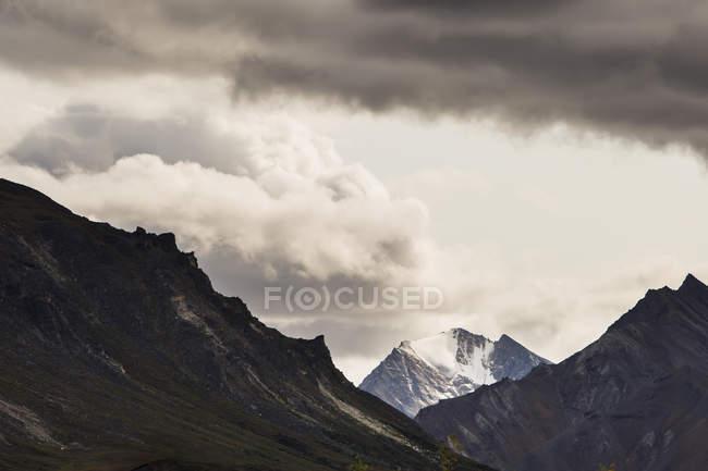 Spitzen In der Brooks Range — Stockfoto