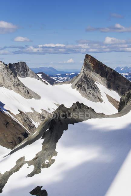 Monte Douglas e cime circostanti — Foto stock